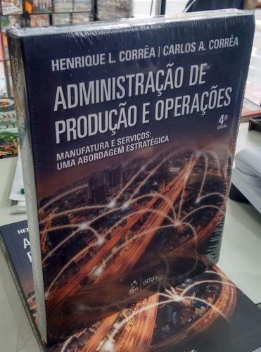 Administração de produção e operações - 4ª Edição