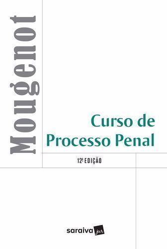 Curso de processo penal 12ª edição