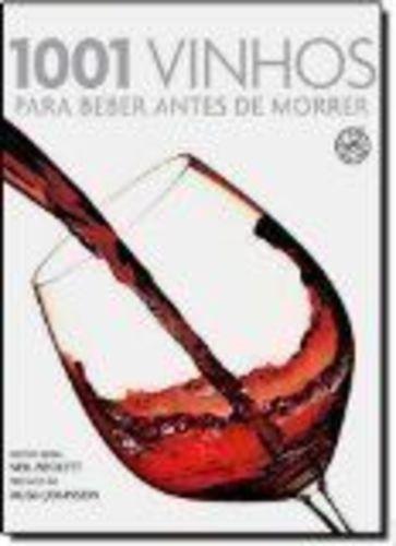 1001 Vinhos para beber antes de morrer