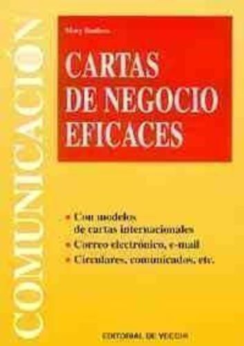Cartas de Negocios Eficaces (Spanish Edition)