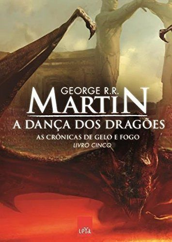 Danca dos Dragoes (Col. : As Cronicas de Gelo e Fog