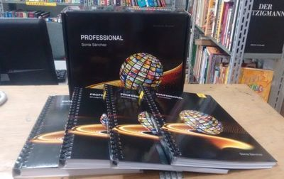 Professional - 4 Volumes - 4 CDs