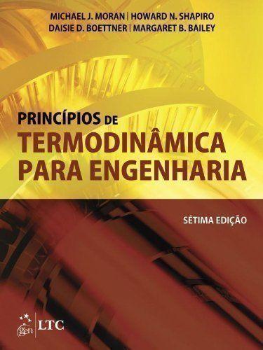 Princípios de Termodinâmica Para Engenharia - 7ª Edição